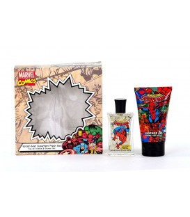 SPIDERMAN EDC 75ML+GEL DE BAÑO 150 ML