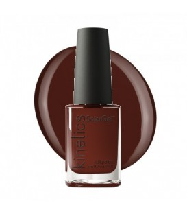 Esmalte SolarGel Polish Alluring Brown 410 KINETICS