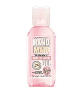 Soap & Glory Hand Maid Antibacterial Hand Cleansing Gel 50ml 1.69 US Fl. Oz.