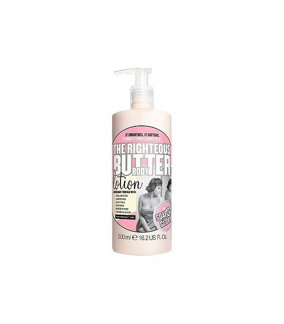 Soap & Glory The Righteous Butter Body Lotion 500ml 16.9 US Fl. Oz.