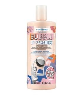 Soap & Glory Bubble In Paradise Refreshing Body Wash 500ml 16.2 US Fl. Oz.