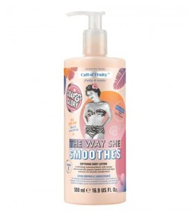 Soap & Glory The Way She Smoothes Softening Body Lotion 500ml 16.2 US Fl. Oz.