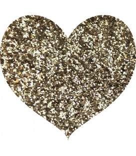 Glitters prensado Champagne With Love Cosmetics