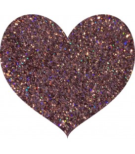 Glitters prensado Champagne Rose With Love Cosmetics