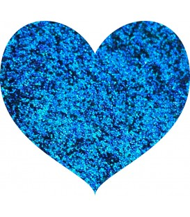Glitters prensado Blue Lagoon With Love Cosmetics