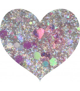 Glitters prensado Limited edition - Queen Of Hearts With Love Cosmetics