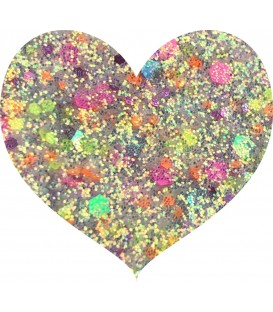 Glitters prensado Limited Edition - Confetti With Love Cosmetics