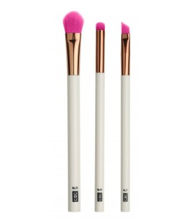 Smokey Eye Brush Set - Kit de 3 pinceles para ojos UBU