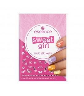 ess. sweet girl stickers de uñas