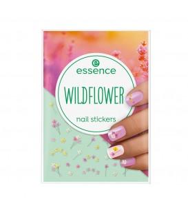 ess. WILDFLOWER stickers de uñas
