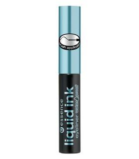 ess. eyeliner liquido efecto tinta resistente al agua