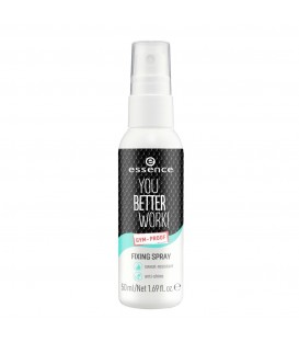 essence you better work! espray fijador