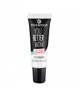 essence you better work! primer para sombras