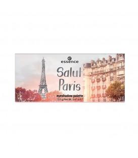 essence Salut Paris paleta sombra de ojos 02