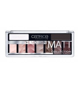 catr. the essential nude collection paleta sombras