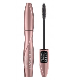 catr. glam & doll sculpt & volume mascara de pestañas 010