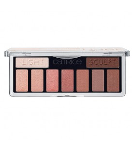 catr. The Fresh Nude Collection paleta sombra de ojos 010