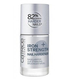 catr. iron strength endurecedor de uñas