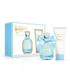 PAULA GONU - SET FRESH BLUE EDT + BL 100ML