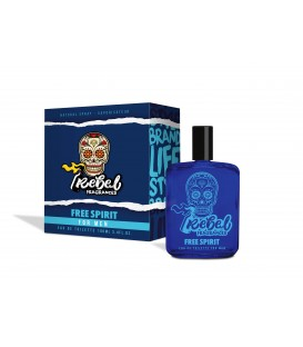 Rebel- Free Spirit Men Edt 100ml