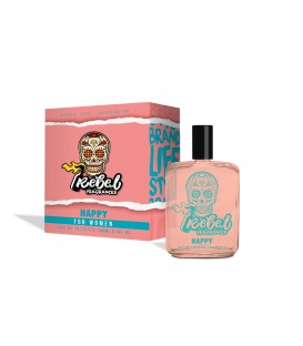 Rebel- Happy Women Edt 100ml
