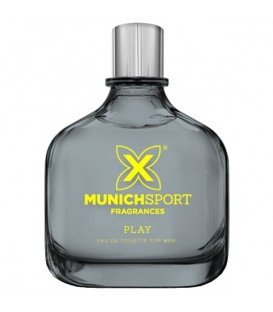 MUNICH SPORT- PLAY EDT 100ML FOR MEN