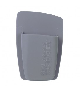Single Pocket Expert Organizer-grey - Soporte para brochas gris REAL TECHNIQUES