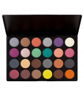 24 Eyeshadow Palette Hollywood