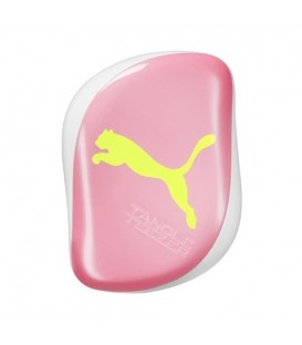 Cepillo COMPACT STYLER PUMA Neon Yellow TANGLE TEEZER