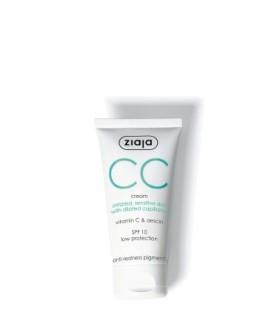 Ziaja CC cream correctora pieles irritadas y sensibles 50ML