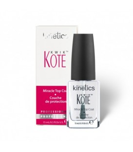 KWIK KOTE Miracle Top Coat 30 sec dry KINETICS