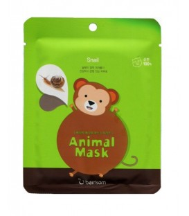 Animal mask series - Monkey_ Set BERRISOM