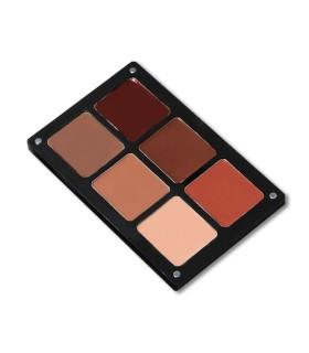 Waterproof Cream Palette - Essentials Palette 18g - Danessa Myricks