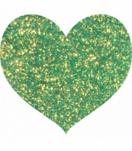 Glitters prensado Emerald With Love Cosmetics