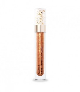 Nabla Shine Theory Lip Gloss - Champagne Supernova Ver2
