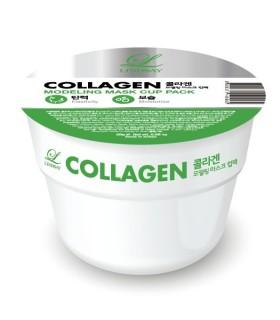 Collagen Modeling Mask Cup Pack 28g