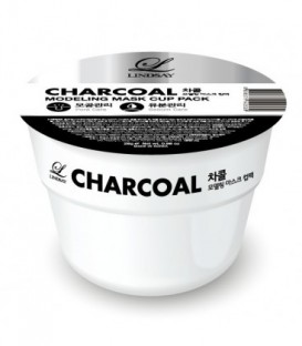 Charcoal Modeling Mask Cup Pack 28g