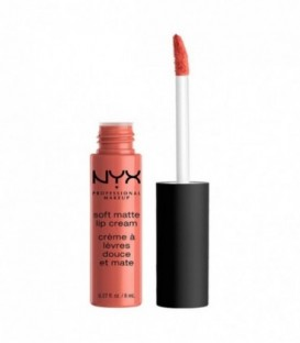 SOFT MATTE lip cream cannes 8 ml - Nyx
