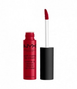SOFT MATTE lip cream monte carlo 8 ml - Nyx