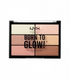 BORN TO GLOW! highlighting palette - Nyx