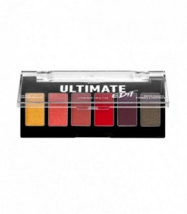 ULTIMATE EDIT petite shadow palette phoenix 6x1,2 gr - Nyx