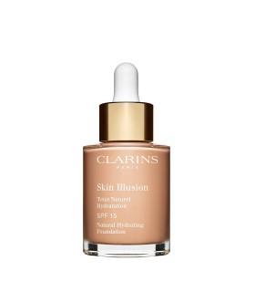 SKIN ILLUSION teint naturel hydratation 107-beige 30 ml - Clarins