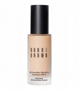 SKIN LONG-WEAR WEIGHTLESS foundation porcelain - Bobbi Brown
