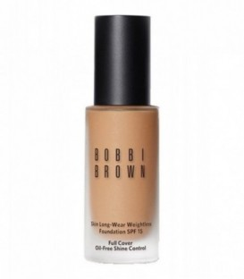 SKIN LONG-WEAR WEIGHTLESS foundation warm sand - Bobbi Brown