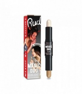 Rude - MAGIC DUO Highlight & Contour - Light
