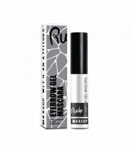 Rude - Eyebrow Gel Mascara- Clear