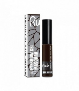 Rude - Eyebrow Gel Mascara- Choc Brown