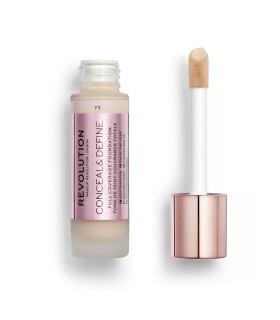 Makeup Revolution Conceal & Define Foundation - F3