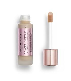Makeup Revolution Conceal & Define Foundation - F7