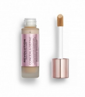 Makeup Revolution Conceal & Define Foundation - F8